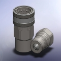 Quick Release Couplings_ISO A  Series