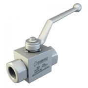 2-WAY High pressure ball valves