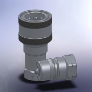 Quick Release Couplings_ISO B  Series